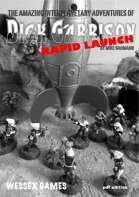 Dick Garrison Rapid Launch