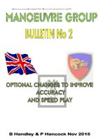 Manoeuvre Group  Bulletin No 2