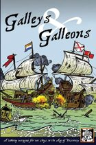Galleys and Galleons