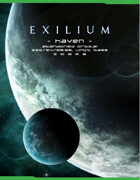 Exilium - Haven, Orbital home of Uplifts