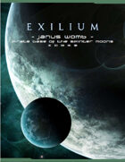 Exilium - Janus Womb, Splinter Moon Base