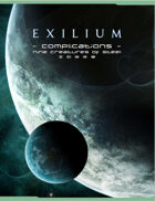 Exilium Complications - Nine Creatures of Steel