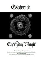 Esoterica - Enochian magic
