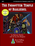 The Forgotten Temple of Baalzebul
