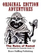 Original Edition Adventures - The Ruins of Ramat