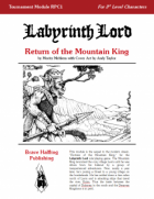 Return of the Mountain King