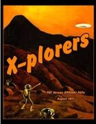 X-plorers RPG (FREE No Art Version)