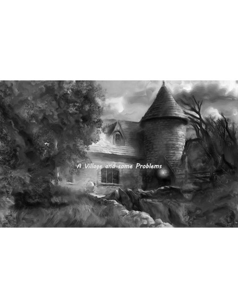 A Village and some Problems - Mouse-Produced Games | DriveThruRPG com