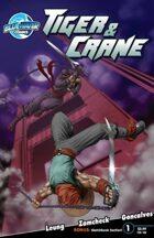 Tiger & Crane 1