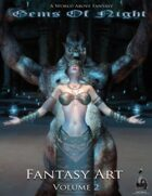 Gems Of Night: Fantasy Art Vol. 2