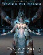 Gems Of Night: Fantasy Art Vol. 2