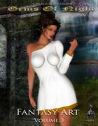 Gems Of Night: Fantasy Art Vol. 3