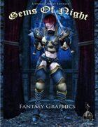 Gems Of Night: Fantasy Graphics