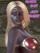 Dark Elf Art Pack