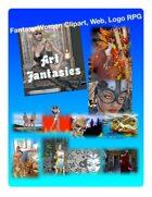 Fantasy Women Clipart Volume 9