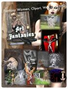 Fantasy Girls Adult Pinup Volume 2