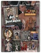 Fantasy Girls Adult Pinup Volume 3