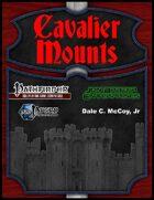 Cavalier Mounts (PFRPG) (Printer)