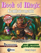 Book of Magic: Gemhancements (PFRPG)