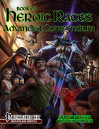 Book of Heroic Races: Advanced Subscription