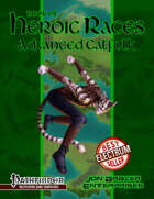 Book of Heroic Races: Advanced Catfolk (PFRPG)