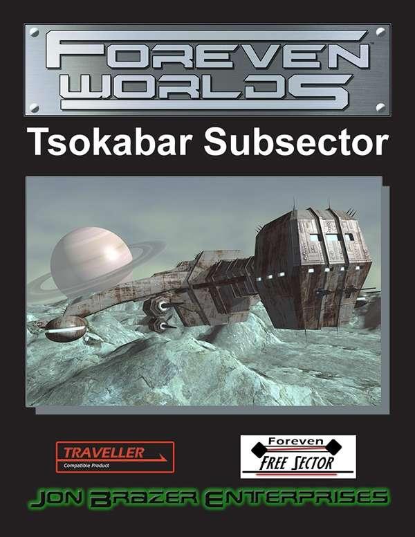 Foreven Worlds: Tsokabar Subsector (Traveller)