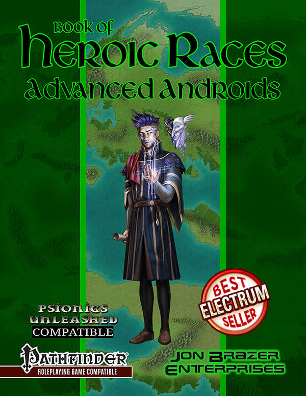 Advanced Race Guide - PathfinderWiki