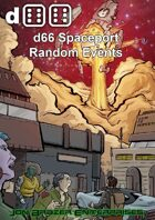 d66 Random Spaceport Events