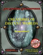 Creatures of Distant Worlds Compendium 1