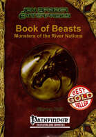 Book of Beasts: Monsters of the River Nations (PFRPG)