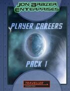 Player Careers Pack 1 (Traveller)