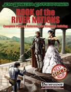 Book of the River Nations: Complete Player's Reference for Kingdom Building