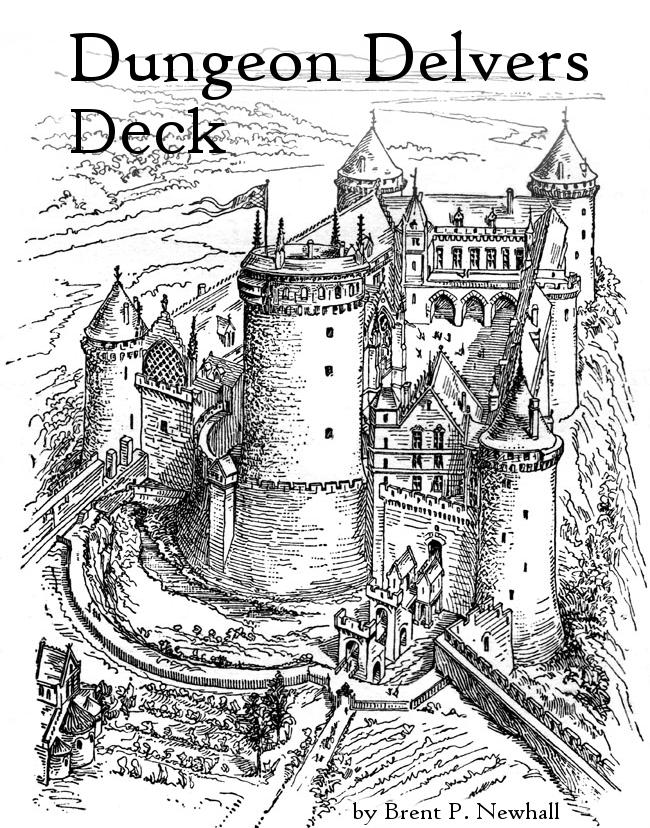 Dungeon Delvers Deck