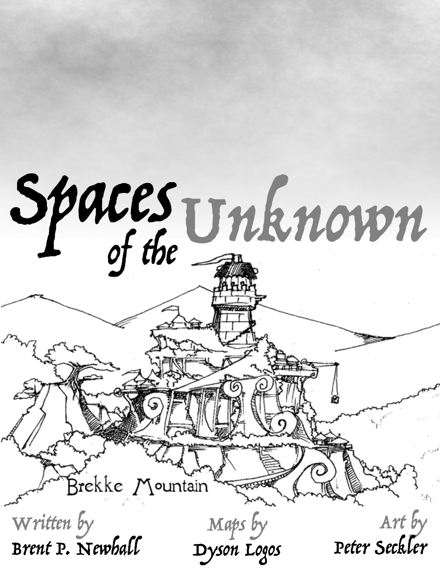 Spaces of the Unknown