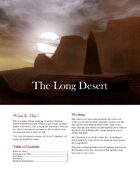 The Long Desert