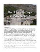 The Hobgoblins of Ravenspointe