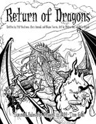 Return of Dragons (For Part-Time Gods)