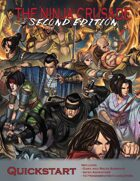 The Ninja Crusade 2nd Edition QuickStart