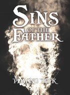 Deck of Sin: Playing Cards for Sins of the Father
