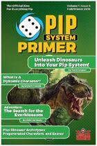 Pip System Primer #4 - Dinosaurs