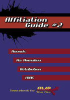 Affiliation Guide #2 (for AMP: Year Two)
