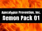 API Demon Pack 01 1st Edition