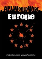 API Worldwide: Europe 1st Edition