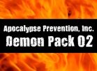 API Demon Pack 02 1st Edition
