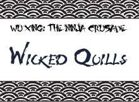 Wicked Quills (Clan for Wu Xing)