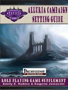 Alluria Campaign Setting Guide (for use with  the Pathfinder Roleplaying Game)