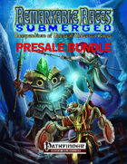 Remarkable Races Submerged Compendium Presale Bundle [BUNDLE]