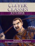 Clever Classes: The Explorer
