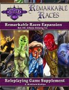 Remarkable Races Expansion Set III: Aliens Among Us