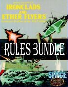 GDW's Space 1889 Rulebooks [BUNDLE]